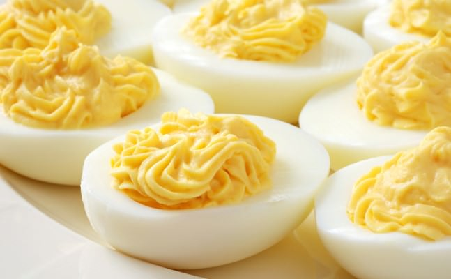 deviled eggs day