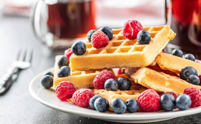eat a waffle day