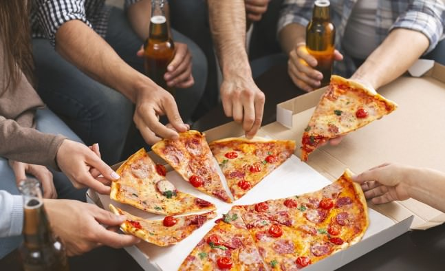pizza party day
