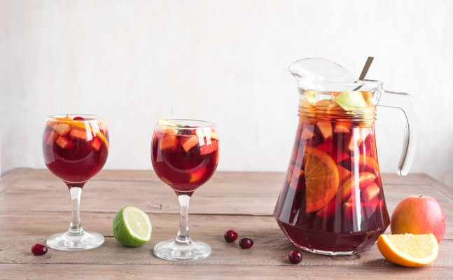 sangria day