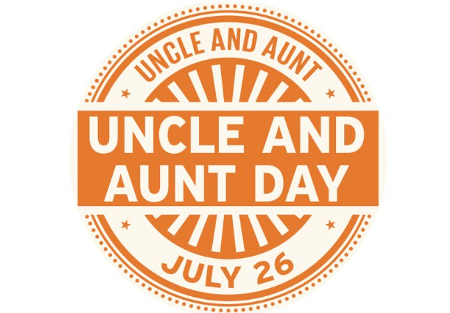 uncle and aunt day