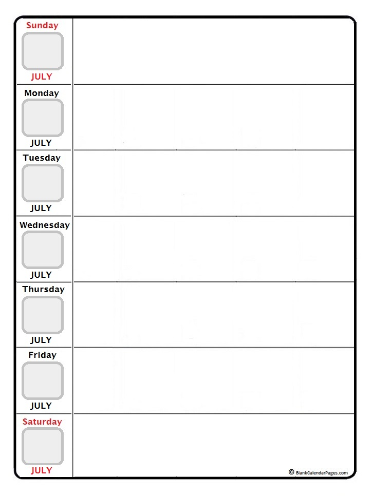 May  Weekly Calendar  May  Weekly Calendar Template